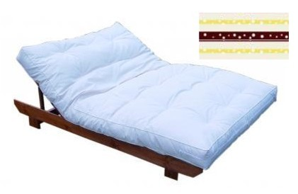 futon provedení deluxe