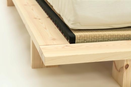 japan bed 140*200 cm raw s tatami a futonem