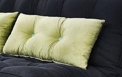 futonový polštář