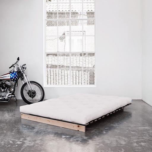 sofa root raw 140*200 cm s futonem bavlna