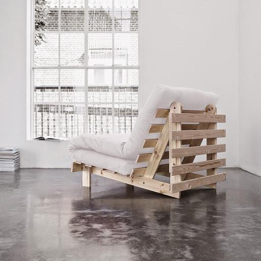 sofa root raw 90*200 cm s futonem bavlna