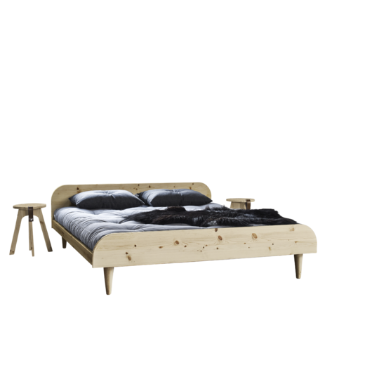 twist bed natural