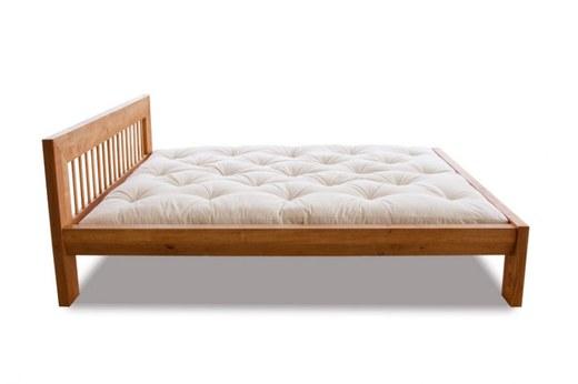 postel WOOD 01 - barva natural