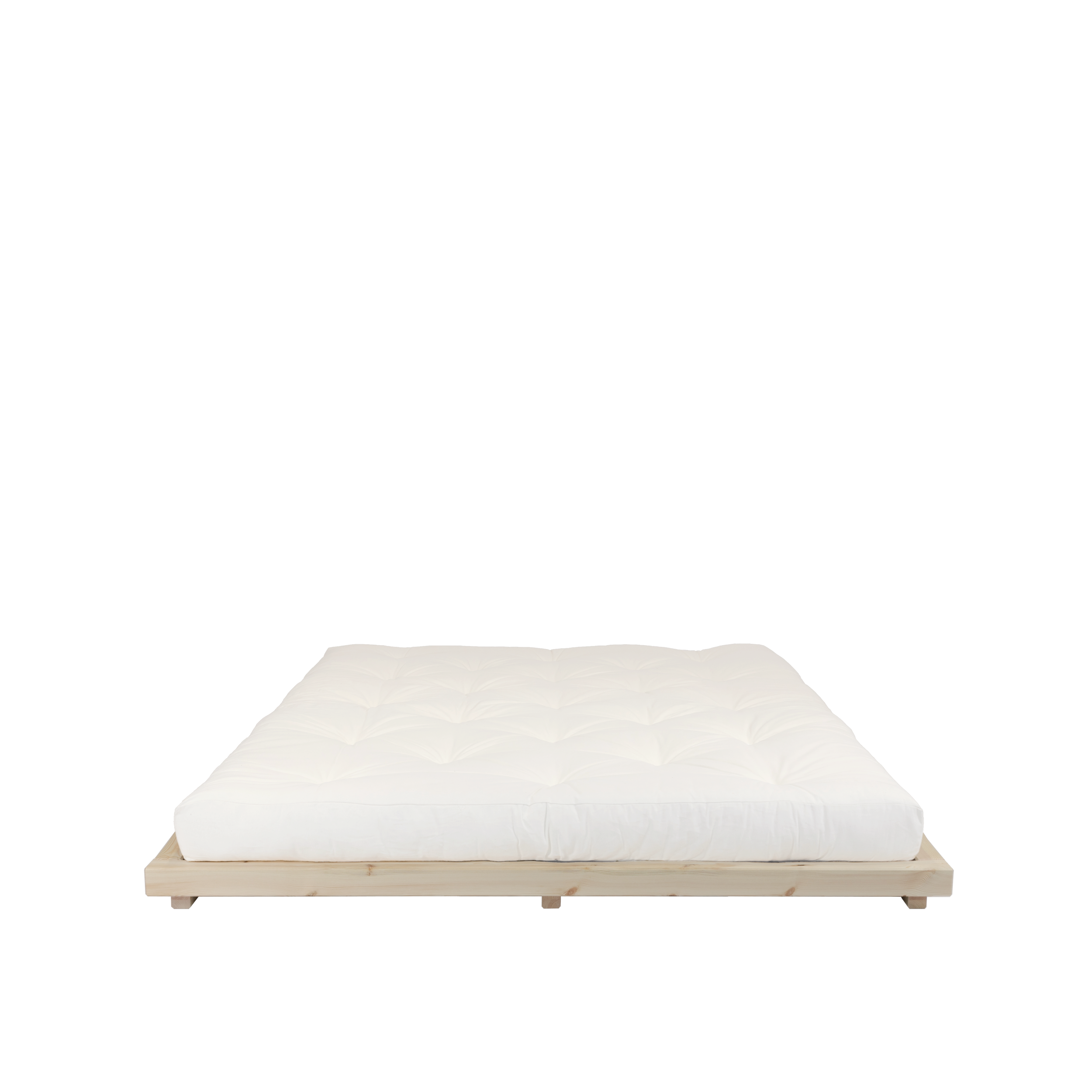 dock bed s futonem