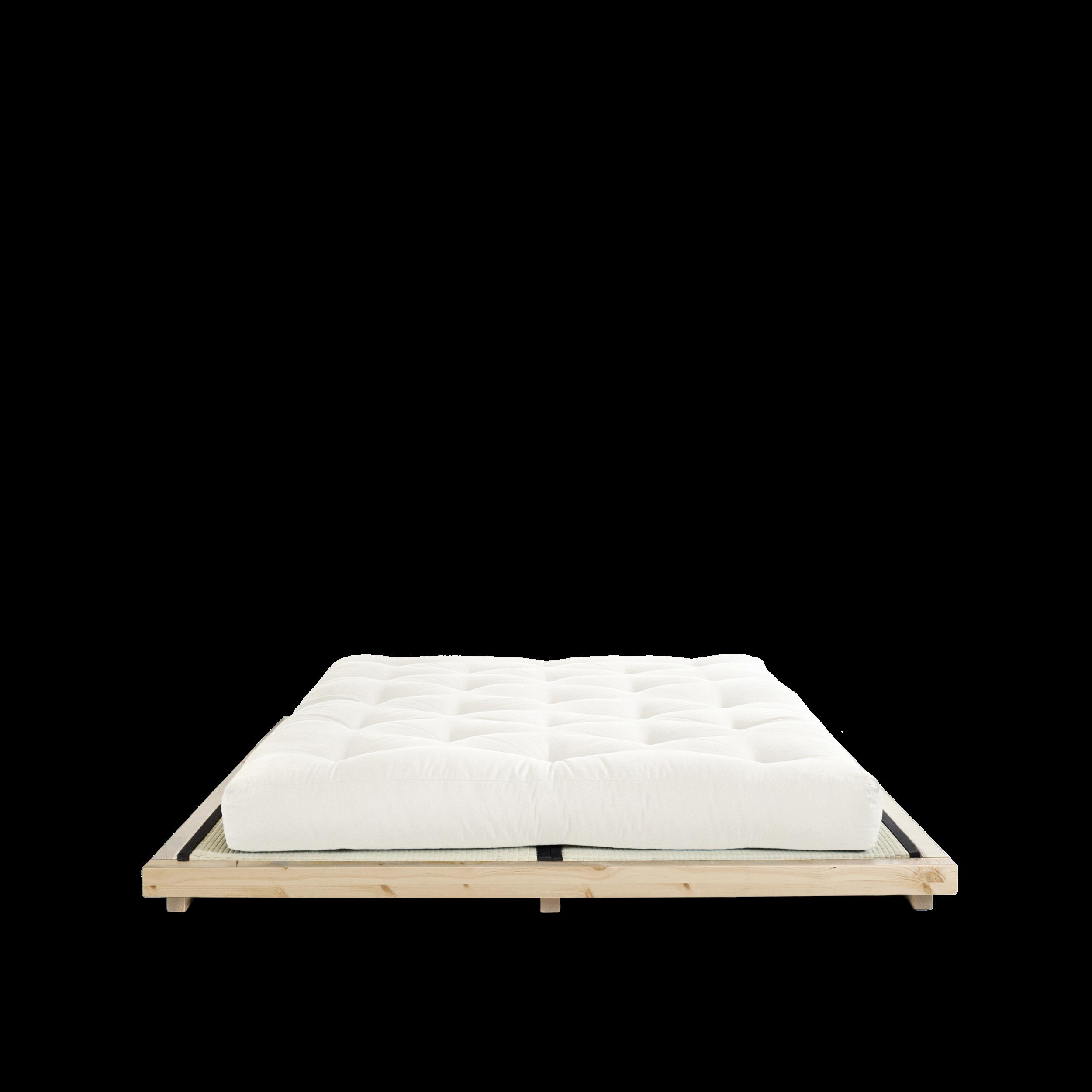 dock bed s futonem a tatami