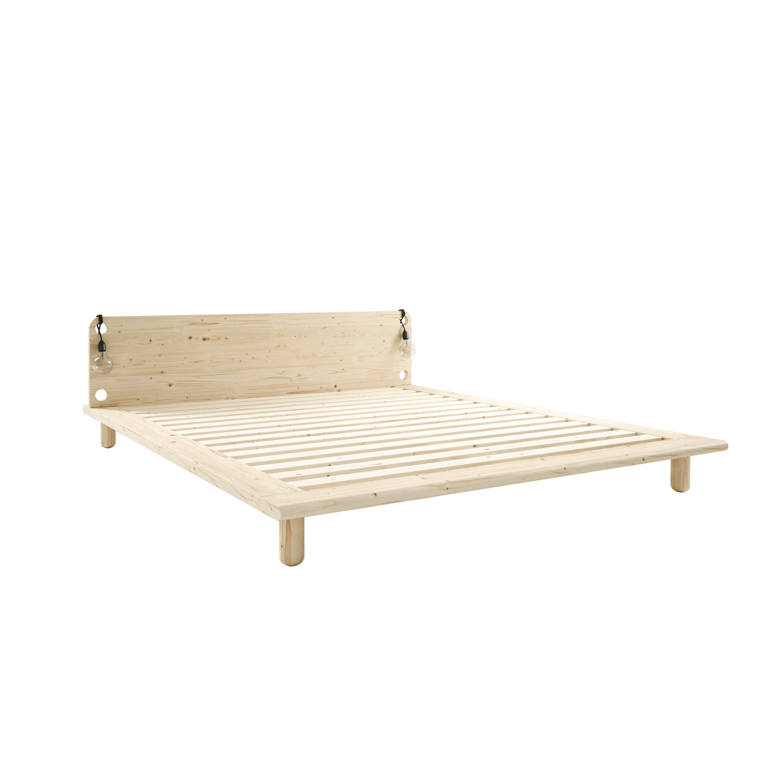 peek bed natural